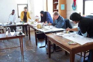 Art Class at School 33